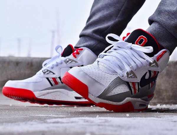 Nike Air Trainer SC High Ohio State - @vrottweiler