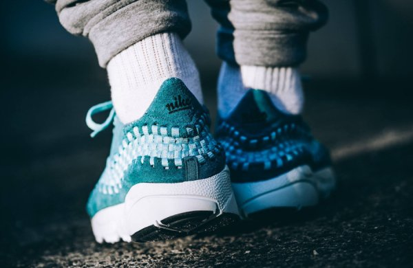 Nike Air Footscape Woven 'Smokey Blue'