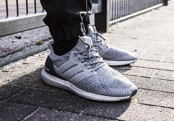 Adidas Ultra Boost 3.0 'Silver Pack' (Superbowl)