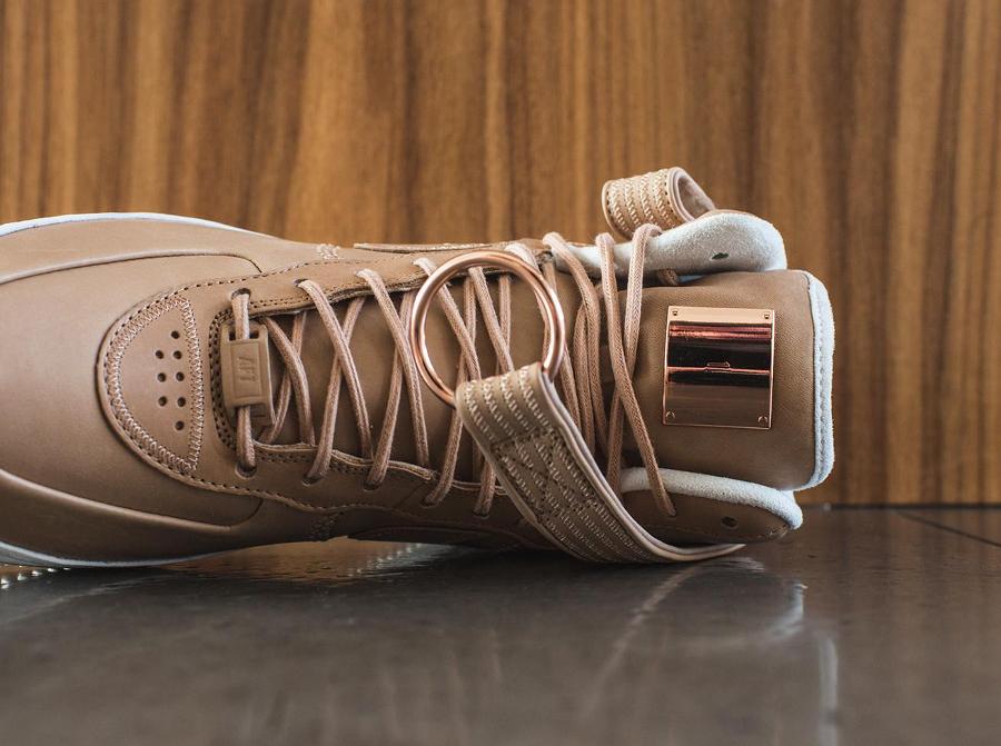 Basket Nike Air Force 1 High SL Vachetta Tan (5 Decades of Basketball) (4)