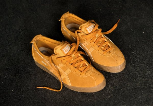 Onitsuka Tiger Mexico Delegation Suede 'Golden Yellow'