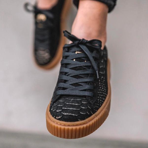 Puma Basket Exotic
