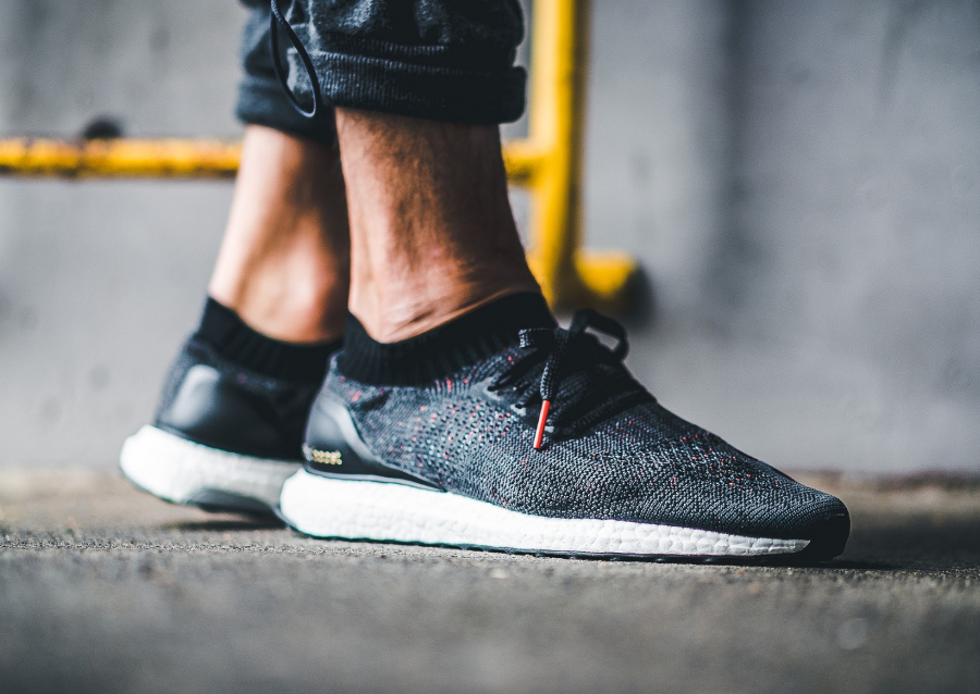 Adidas Ultra Boost Uncaged Black 'Multicolor Speckle'
