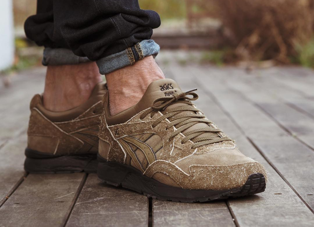 Asics Gel Lyte V 'Far Side of the Moon' (exclusivité Size?)
