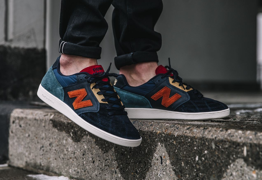 New Balance Epic TR Suede 'Yard Pack' Multicolor (Made in UK)