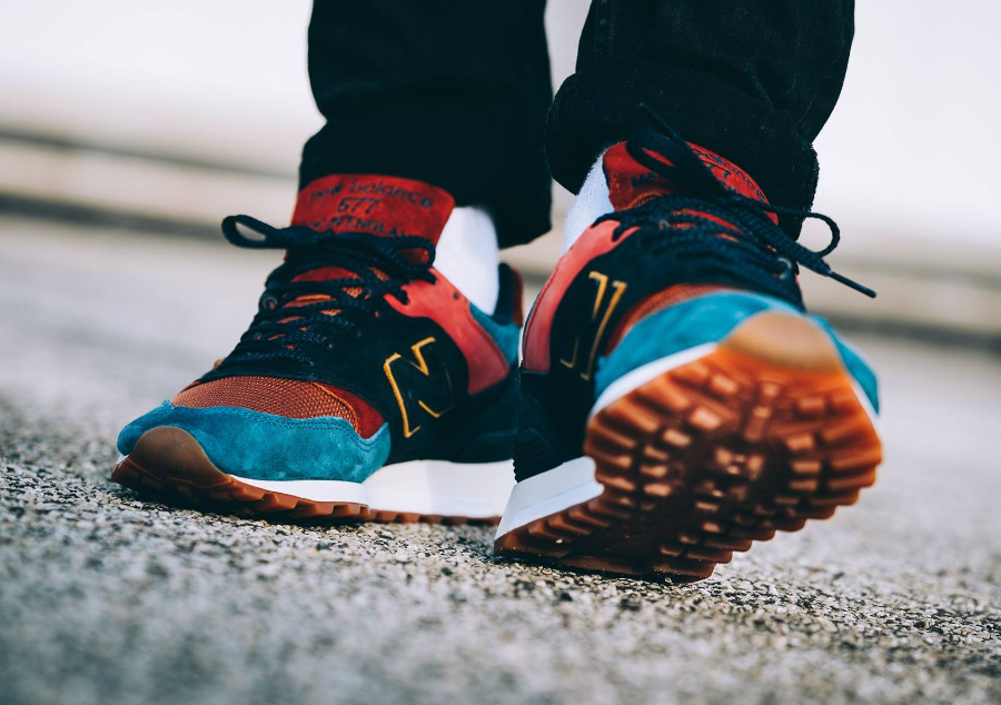New Balance M 577 YP 'Yard Pack' Multicolor (made in England)