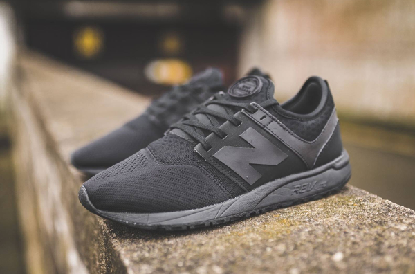 Chaussures New Balance 247 noires homme xo8IGeC