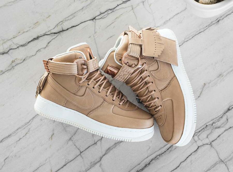 Nike Air Force 1 High SL Sport Lux 'Vachetta Tan' (All Star 2017)