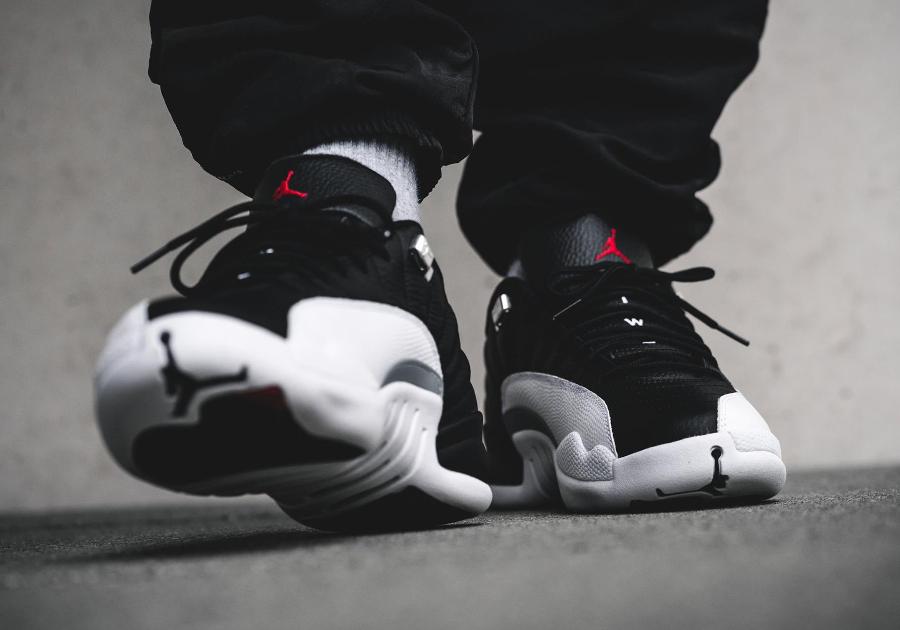 Nike Air Jordan 12 XII Retro OG 'Playoffs' (homme & femme)