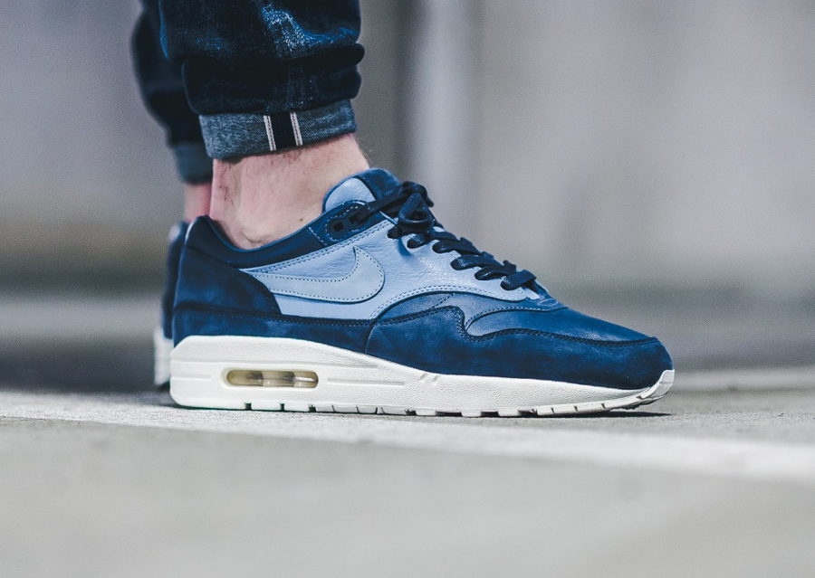 Chaussure Nike Air Max 1 Premium Pinnacle Ocean Fog (1)