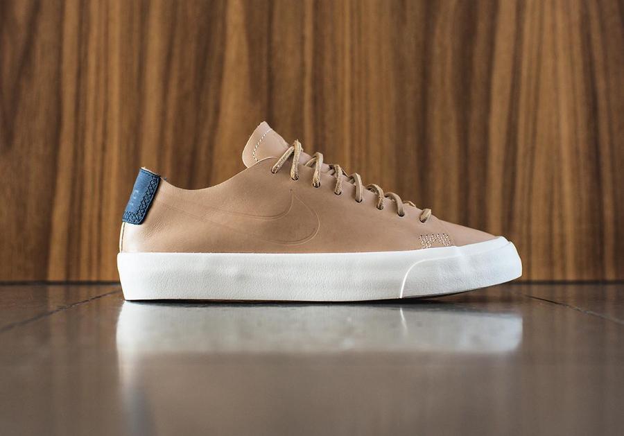 Chaussure Nike Blazer Studio Low AS QS Vachetta Tan