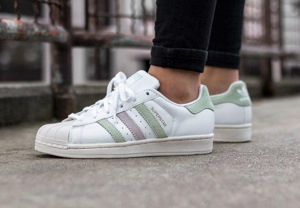 Adidas Superstar 80's Vintage 'Linen Green'