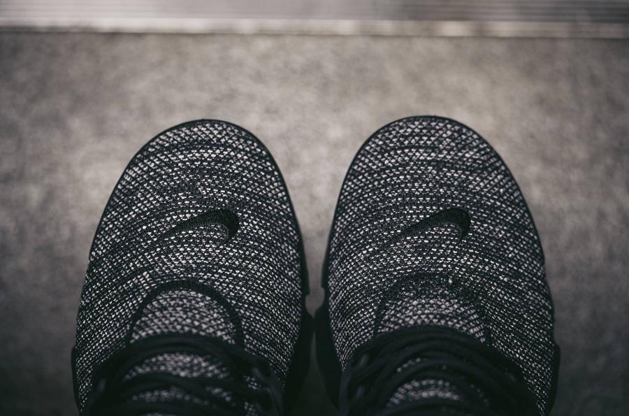 Basket Chaussure Nike Air Presto Ultra BR Breathe Oreo noire (homme) (2)