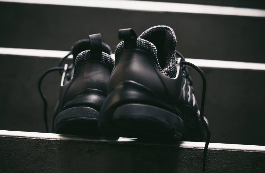 Basket Chaussure Nike Air Presto Ultra BR Breathe Oreo noire (homme) (3)