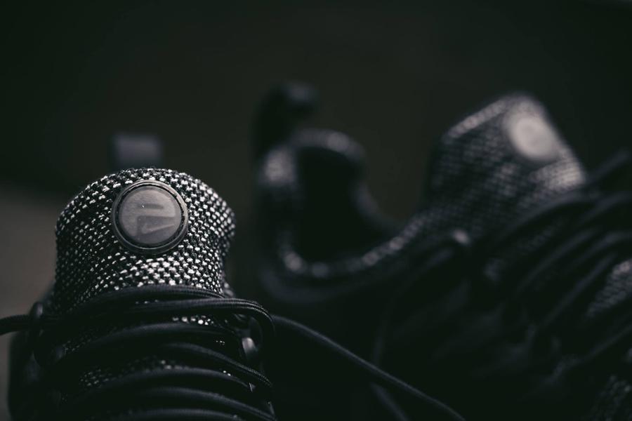 Basket Chaussure Nike Air Presto Ultra BR Breathe Oreo noire (homme) (4)
