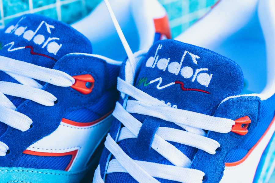 Basket Diadora N9000 Princess Blue (4)