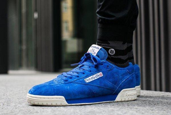 Reebok Exofit Lo Clean Vintage 'Blue'