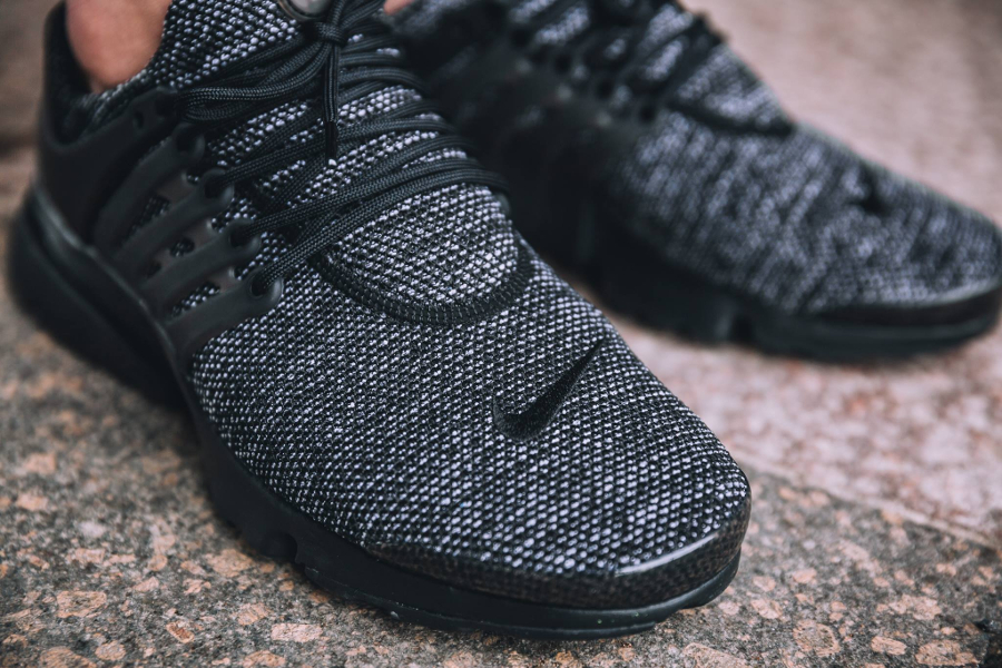 Nike Air Presto Ultra BR Breathe 'Oreo' noire (homme)