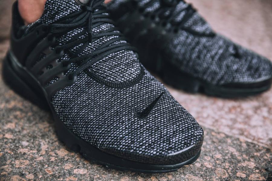 Chaussure Nike Air Presto Ultra BR Breathe Oreo noire (homme) (3)