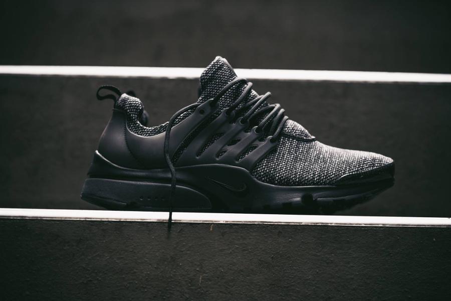 Chaussure Nike Air Presto Ultra BR Breathe Oreo noire (homme)