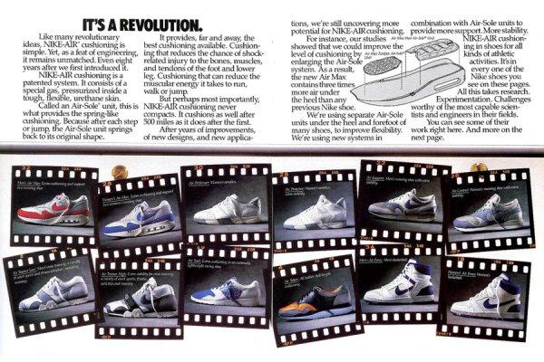 La Nike Air Max 1 : 10 choses que peu de gens savent à son sujet