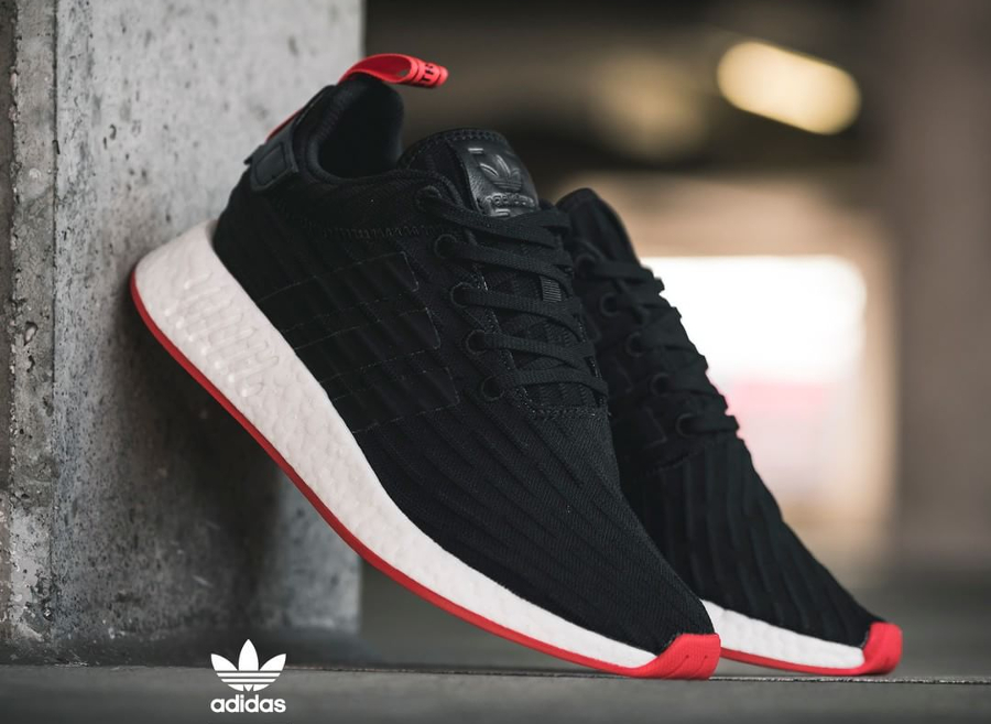 Le pack Adidas NMD R2 Primeknit 'Two Toned'
