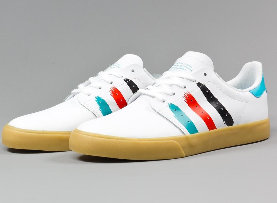 Adidas Originals Seeley Court 'Paint Brush'