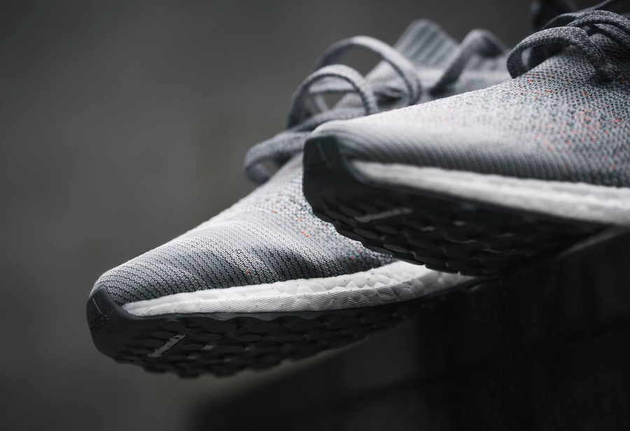 Basket Adidas Ultra Boost Uncaged Clear Grey homme (3)