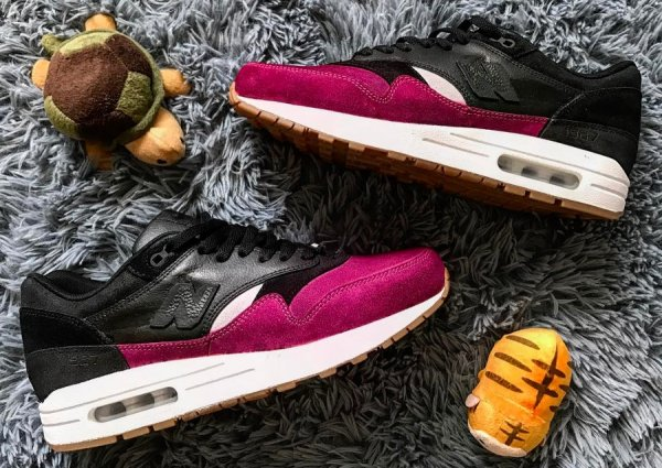 Solebox x Nike Air Max 1 'Purple Devil'