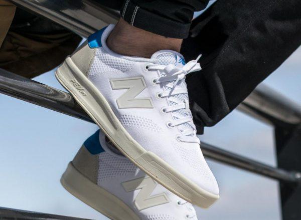 New Balance 300 Engineered Knit 'White & Black'