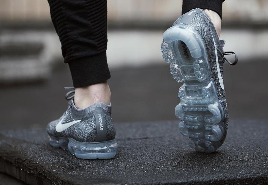 Nike Air Vapormax Flyknit Asphalt Homme Amp Femme