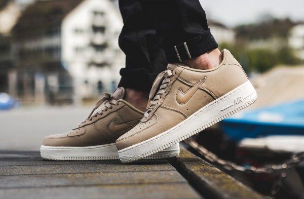 La collection Nike Air Force 1 Premium 'Jewel'