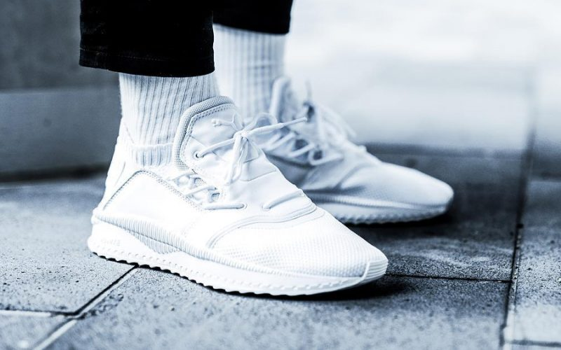 Puma Tsugi Shinsei 'Triple White'
