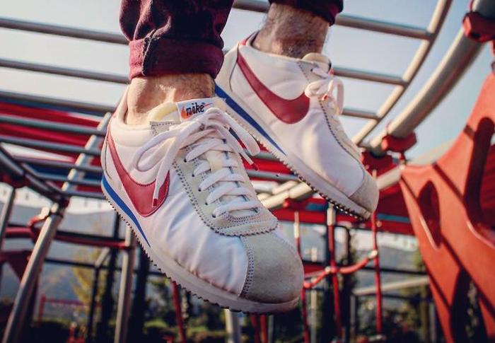 Nike Cortez Nylon OG Forrest Gump - @nicolacrobbiano