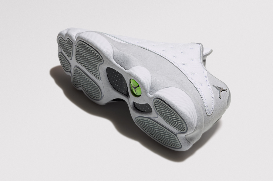 Basket Air Jordan 13 Retro Low Pure Platinum