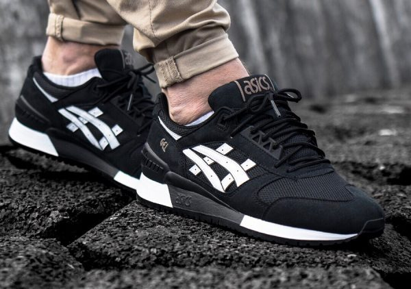Asics Gel Respector 'Black White'