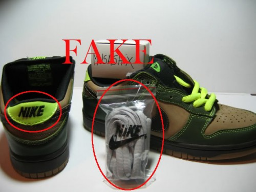 Fausse Nike Dunk Pro SB Jedi