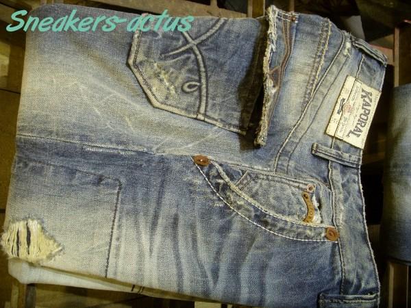 Nouvelle collection printemps été 2011 – jeans Kaporal