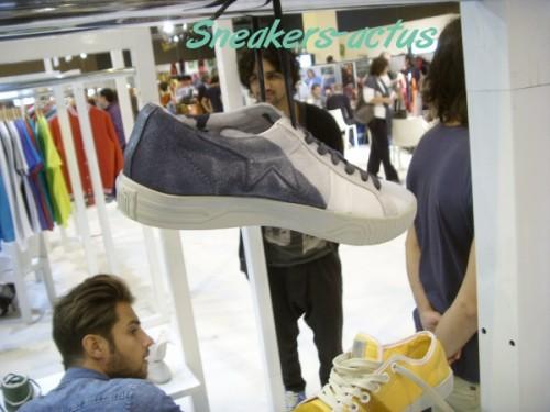 Photos de la nouvelle collection sneakers Schmid printemps été 2011