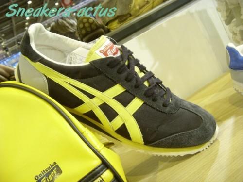 Nouvelle collection printemps été 2011 - Asics Onitsuka Tiger