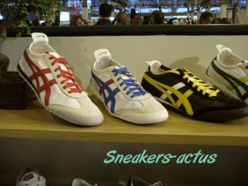 Nouvelle collection printemps été 2011 Asics Onitsuka Tiger
