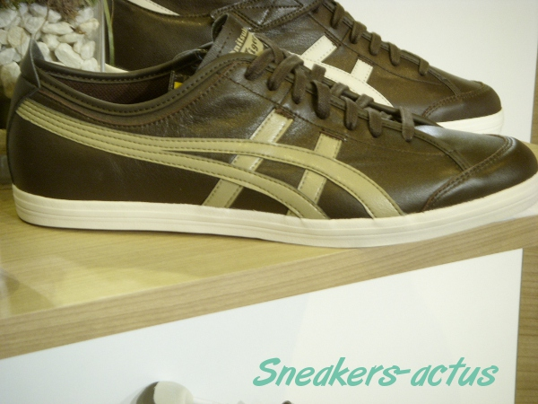 Nouvelle collection printemps été 2011 - Asics Onitsuka Tiger