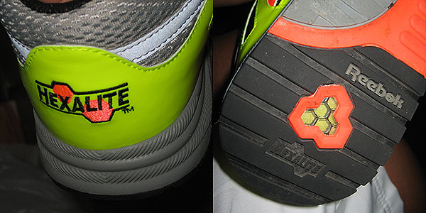 Sneakers aux pieds ? - Page 4 Hexalite