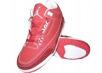 Fausse Air Jordan 3 - Ce coloris n'est jamais sorti !
