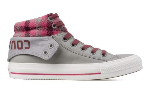 Chaussures Converse Woolrich Padded Collar - Basket converse homme