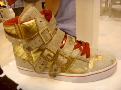 Images de la collection sneakers Radii Printemps été 2011