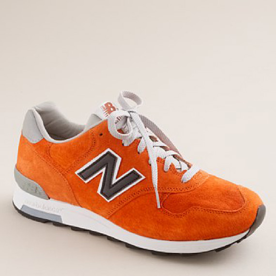 Sneakers à acheter – New Balance 1400 x J Crew – Made in Usa – Collection printemps 2011