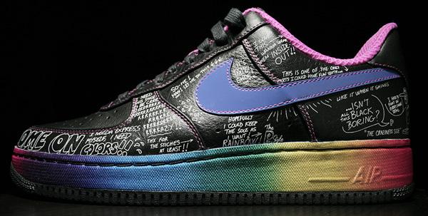 Collection De Sneakers Addict