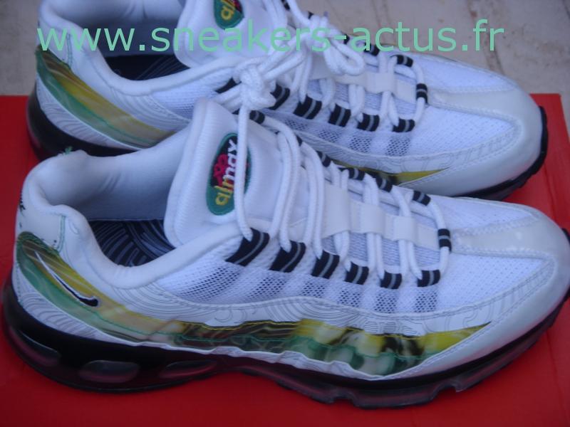 Sneakers de collection – Nike Air Max 95 360 Matsuri