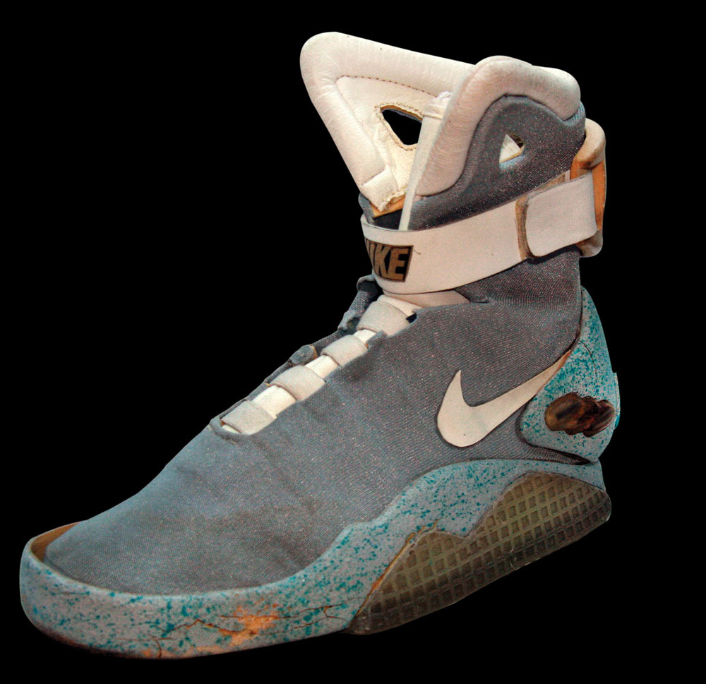 best service a99dc 7641d Nike Mag Marty McFly Originale